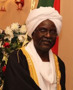سعادة السفير الشفيع احمد محمد