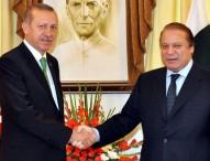 باكستان وتركيا توقعان اتفاقية لصناعة الآلات العسكرية