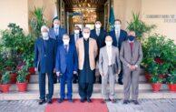 اللقاء التفاعلي بين رؤساء البعثات الدبلوماسية ووزير خارجية باكستان